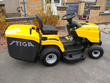"Stiga Estate 3098H Lawn Tractor, Ride on Mower *NEW*  38"" Mulching Deck Hydro"