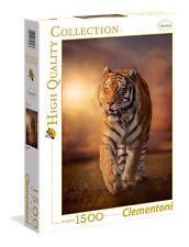 Clementoni Puzzle 1500 Teile Tiger (31806)