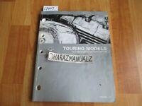 2013 HONDA Harley-Davidson Touring Parts Catalog Book Manual