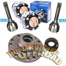 Toyota 80 Series  Part Time 4wd Conversion kit Heavy Duty With AISIN HUBS