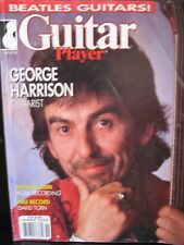 Guitar Player Magazine November 1987