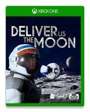 Deliver US The Moon Xbox One Nuevo en Blister