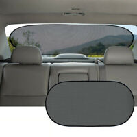 Side Rear Window Screen Sunshade Sun Shade Cover For Car UV Protection Universal