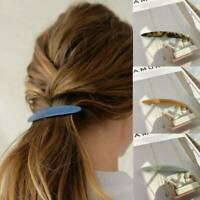 Fashion Ponytail Spring Barrette Women Hair Clips Retro Hair Clips Hairpins Xmas