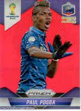 2014 Prism FIFA Soccer Red Prism No.79 PAUL POGBA (FRANCE)- 140/149