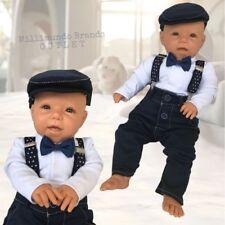 Taufanzug 5tlg. Taufe Babyset Jungenanzug Hochzeit festlich 56 62 68 74 80 86TOP