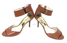 Michael Kors Brown/Gold High Heels US Size 8.5M