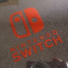 Nintendo Switch Console Label / Sticker / Badge / Logo 56 x 63mm 464b