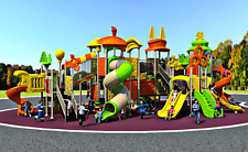 55x30x20 Commercial Outdoor Playground Amusement Park 100% Financing Available