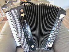 Akkordeon Crucianelli Magic vox S+Koffer 120 Bass