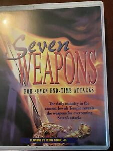 cassettes 2 Seven Weapons By Perry Stone He Is A 4th Generation Minister