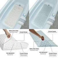 Non Slip Thick Large Bathroom Rugs Bath Mats Extra Soft Absorbent Shower Mat