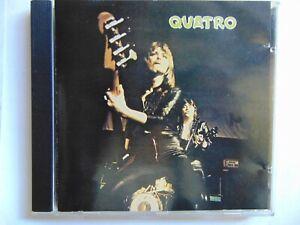 Suzi Quatro - Quatro - RAK - Rare - CD - FREE POST