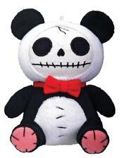 Small Pandi Panda Furry Bones Skellies Plush Toy