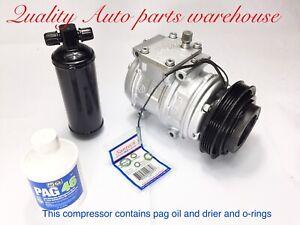 1986-1992 Toyota Supra  OEM Reman. AC compressor kit W/ 1 year warranty
