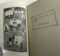 1922 The Red & White Annual Iowa City High School Yearbook Reunion Book Vintage