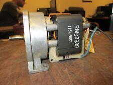Jakel Motors Fast Input Motor ECRM KI9574 115V Coil Used
