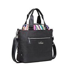 "Kipling Adelina Bag in a Bag ""take 2"" Small Tote Dual Crossbody Bag Black 139.00"