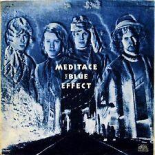 BLUE EFFECT - Meditace - LP re-release ( CZ 1970 )  Supraphon Label
