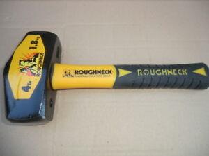 ROUGHNECK 1.8KG LUMP HAMMER NEW