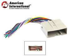 Ford Car Stereo CD Player Wiring Harness Wire Aftermarket Radio Install Plug