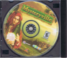 Mysteryville (PC, 2007, iWin) - Free USA Shipping!