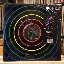 """[EDM]~SEALED 12""""~Z'LOOKE~Love Sick~Lovesick~{x6 Mixes/Remixes]~{1989~ORPHEUS]~"""