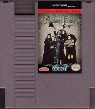 THE ADDAMS FAMILY ORIGINAL NINTENDO GAME SYSTEM NES HQ
