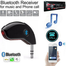 AUX Car Bluetooth 4.2 Receiver Speaker Music Streaming Stereo Audio Adapter Mic