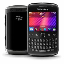 BlackBerry Curve 9360 Black Unlocked Smartphone Mobile Phone Excellent Condition