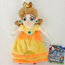 "Super Mario Party 8 Plush Princess Daisy Soft Toy Stuffed Animal Doll Teddy 9"""