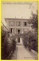 "cpa 06 - MENTON (Alpes Maritimes) VILLA "" Les HESPÉRIDES "" Rue PARTOUNEAUX"