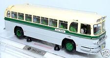 1/43 DIP Models 112701 russian soviet bus ZIS 127 Moscow-Leningrad CCCP USSR