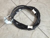 VAUXHALL ASTRA G MK4  98-04 HAND BRAKE CABLE (CENTER)  CARS WITH DRUMS ON REAR