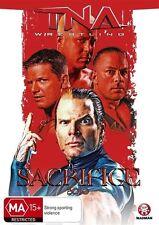 TNA Wrestling Sacrifice (DVD, 2010) NEW/SEALED Ric Flair Hulk Hogan & more R4