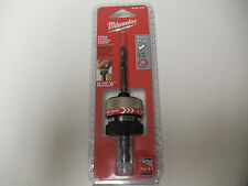 Milwaukee 49-56-7210 Small Quick Change Arbor 3/8""