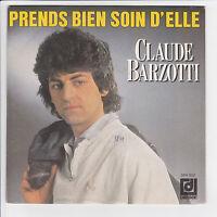BARZOTTI Claude 45T PRENDS BIEN SOIN D'ELLE - QUAND L'ACCORDEON - DEESSE 822