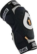 SixSixOne 661 EVO Knee Guards Pads Brace d30 Protective Gear YOUTH L BMX MTB MX
