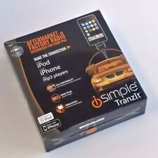 Isimple Tranzit IS77 Universal iPod or Smartphone Audio Integration