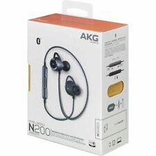AKG N200 by HARMAN Wireless In-Ear Headphones Bluetooth Earbuds Black - Open Box