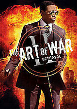 The Art Of War 2 - Betrayal (DVD, 2011) NEW AND SEALED