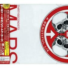 30 SECONDS TO MARS-A BEAUTIFUL LIE-JAPAN CD+DVD