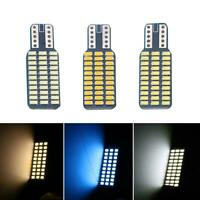 1x T10 192 194 168 W5W 33 SMD LED Canbus Car Door Light Lamp White Width Bu V6Q2