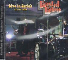 east of eden - live zürich, CH - 1970  - CD