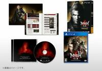 PS4 Nioh Complete Edition First Limited Edition Japan ver. Koei Techmo Games