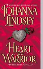 Heart of a Warrior by Johanna Lindsey (Ly-San-Ter Family #3) (2002, PB) FF1868