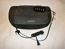 Homedics, Shiatsu + Vibration Massage Pillow, With Heat, Sp-50H