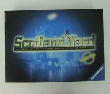 Scotland Yard Game Hunting Mister X Ravensburger Age 10-99 Bilingual