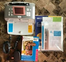 HP PhotoSmart 375B Compact Photo Printer with Battery