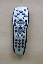 Genuine Sky+ Plus HD Remote Control Rev 9F - Silver & Black